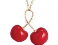 cherry-necklace