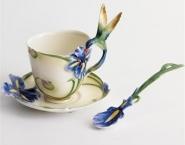 hummingbird-teacup